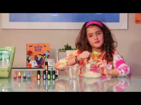 Sasha's Home Projects - 001 Sugar Scrubs (видео)