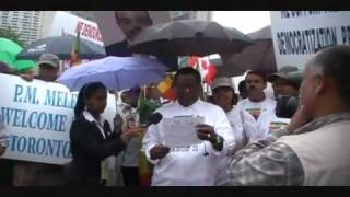 WELCOME PM MELES ZENAWI.flv