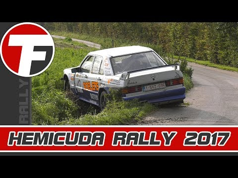 Hemicuda Rally 2017 + Crash Mistake Show