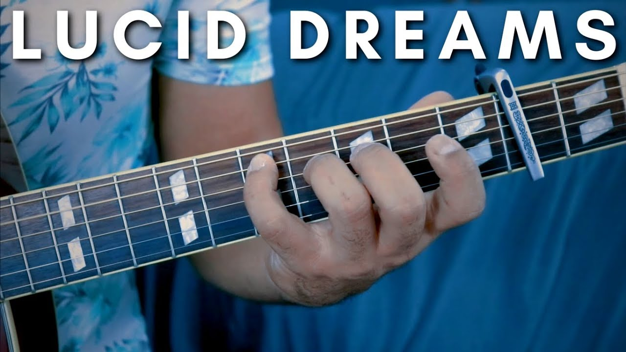 Juice WRLD – Legends | Fingerstyle Guitar Cover (TAB)