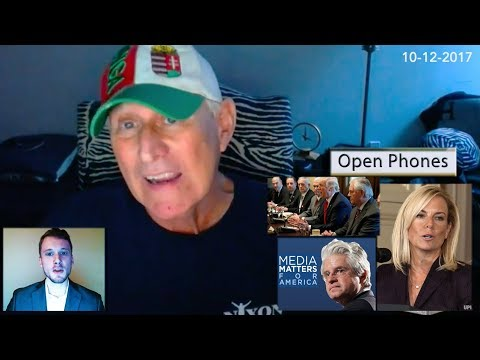 Roger Stone Discusses Trump, DHS Kirstjen Nielsen Joined by investigative Journalist Andrew Kerr