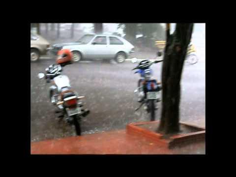 Chuva em São Paulo das Missões