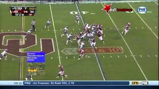 Trey Millard vs Texas Tech (2013)