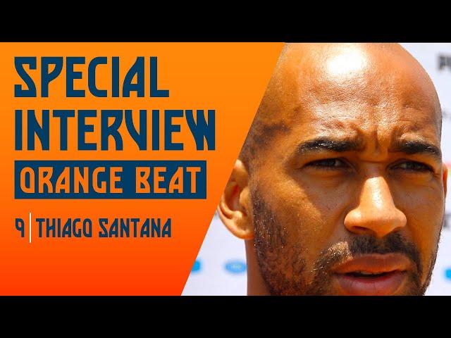【ORANGE BEAT】チアゴ サンタナ選手