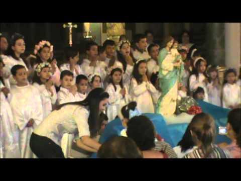 Coroação Nossa Senhora dos Remédios - Tabapuã-SP