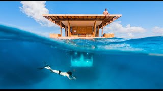 Pemba North Tanzania  City pictures : The Manta Resort's Underwater Room, Pemba Island, Zanzibar - Best Travel Destination