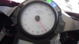 5. 2005 Ducati 749 Dark