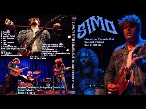SIMO - FULL CONCERT - at the Tavastia Club Helsinki, Finland, Dec 8, 2016