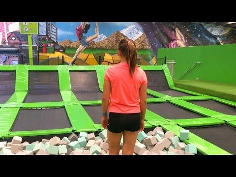 trampolino elastico, la novità