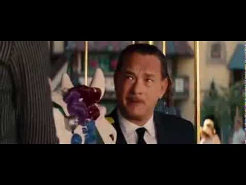 Saving Mr. Banks Clip 'At Disneyland'