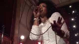 Kelis - Trick Me - Wilton's Music Hall - London - 08.05.14