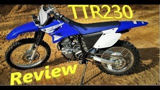 1. TTR230 Review and thoughts