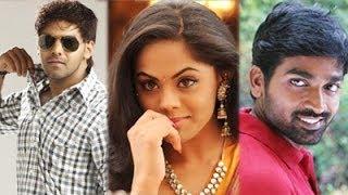 Karthika Selected Heroin On Poramboku Movie