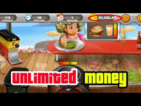 Cooking Stand Restaurant Game V.2.0.0.apk [Offline] - MOD [Unlimited Money] 100% Tested
