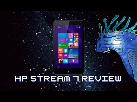 HP Stream 7 Game Play - New Age Soldier Review