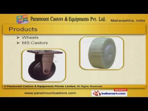 Paramount Castors & Equipments Private Limited - Video