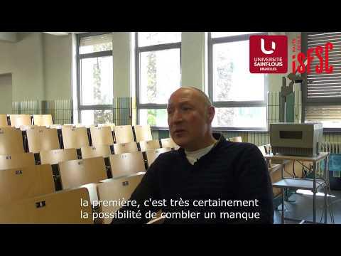 Communication interactive et collaborative : stratégie et analyse - master USL-B et ISFSC