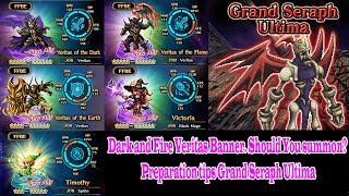 Learn more about Dark Veritas Banner. Should you summon on this banner? Are the units on the banner good?? Where the F(*k is 2B and 9S? Thanks for watching, please hit the like button and subscribe to my channel for more ff be guides.