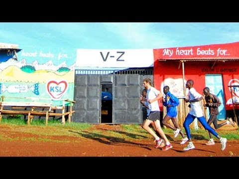Runners - Why are Kenyans the best distance runners? Subscribe to the Guardian HERE: http://bitly.com/UvkFpD Kenyan long-distance runners are arguably the best in the ...