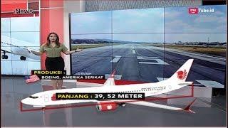Video Spesifikasi Teknologi Pesawat Lion Air yang Jatuh, Boeing 737 MAX 8 - iNews Sore 30/10 MP3, 3GP, MP4, WEBM, AVI, FLV Maret 2019
