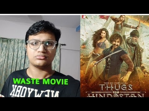 Thugs of Hindostan Review ||
