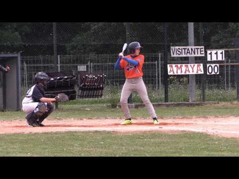 Béisbol Infantil CD Jesuitinas Amaya - CD Arga (2)