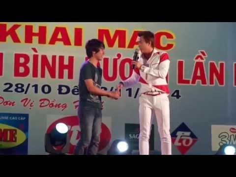 Khánh Đơn Hồ Việt Trung - Nô Lệ Tình Yêu Live cực hài hước