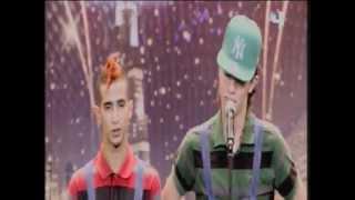 Arabs Got Talent 2013 - joy brothers - الحلقة الخامسة