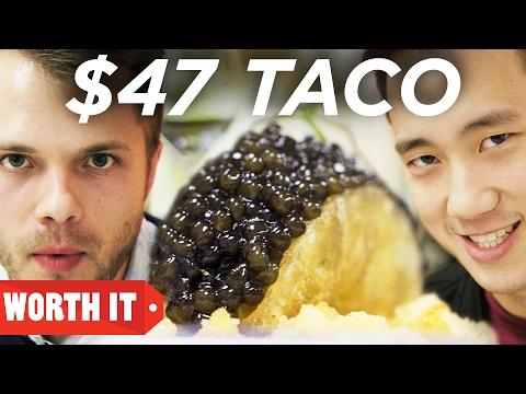 2 • E3___  _    $47 Taco Vs. $1 Taco