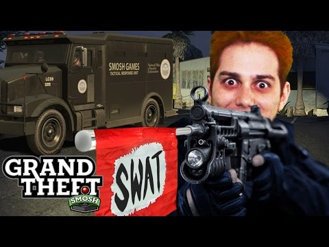 theft - Subscribe to Smosh Games ▻▻ http://smo.sh/SubscribeSmoshGames We Break Into Prison ▻▻ http://smo.sh/GTS_PrisonBreak Zelda: Ocarina of Time ▻▻ http://smo.sh/H...