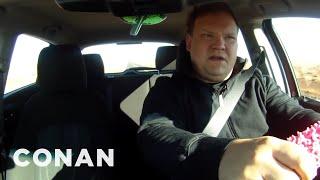 Video Andy Richter's Coast To Coast Road Trip - CONAN on TBS MP3, 3GP, MP4, WEBM, AVI, FLV Februari 2019