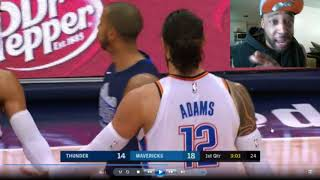 Video Attention NBA refs: Steven Adams does NOT lie! MP3, 3GP, MP4, WEBM, AVI, FLV Desember 2018