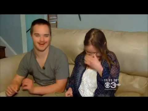 Down's syndrome - 4/3/13 - MARLTON, NJ (CBS) --