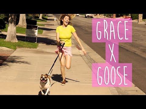 GRACE x GOOSE // Grace Helbig