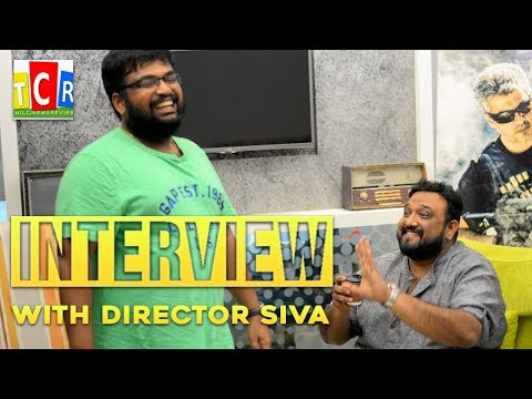 Vivegam Director Siva's Exclusive Interview - Don't Miss