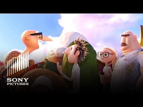 Cloudy with a Chance of Meatballs 2 (Clip 'The Arrival of Chester V')