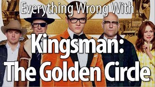 Video Everything Wrong With Kingsman: The Golden Circle MP3, 3GP, MP4, WEBM, AVI, FLV Juli 2018