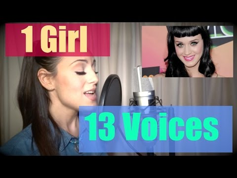 Conoce a JENNY MARSALA - 1 Girl 13 Voices