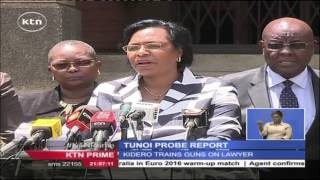 JSC Committee Probing Bribery Allegations Against Justice Philip Tunoi Postpones Verdict