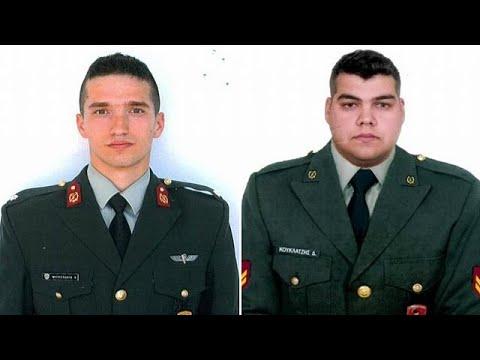 Συνεχίζεται η προφυλάκιση των δύο Ελλήνων στρατιωτικών