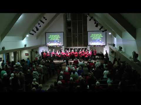 """O Come, All Ye Faithful"" (Traditional Carol), PBCC Choir Chirstmas Concert"