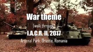 Arsenal Park - walk through