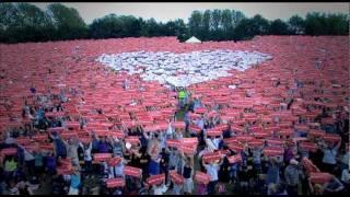 日本に届け!【5万人震災の祈り】『we love Japan』オランダから感動のエール‼︎