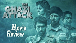 Nonton The Ghazi Attack   Movie Review   Daggubati Rana   Taapsee   Bollywood Gossip 2017 Film Subtitle Indonesia Streaming Movie Download