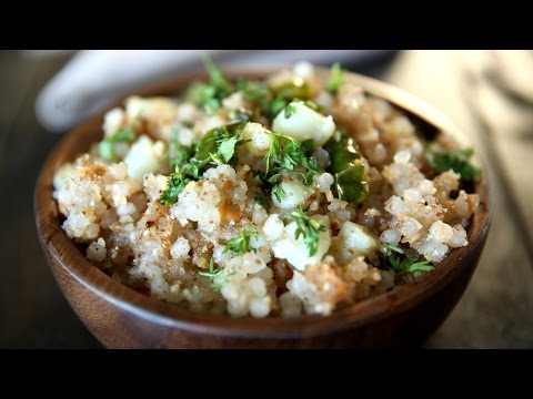 Sabudana Khichdi Recipe | Navratri Special Fasting Recipe | Masala Trails With Smita Deo