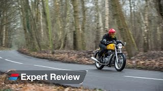 8. Royal Enfield Continental GT bike review