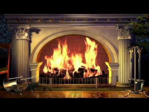 Ambient Meditation 17: Rocky B - Fireplace
