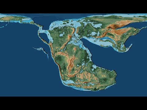 Find Out How Earth Looked Like 200 Million Years Back