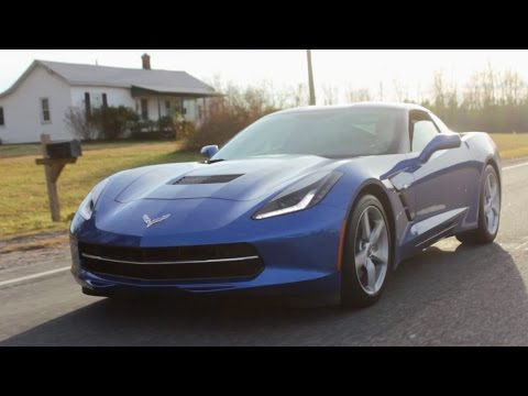 corvette c7 stingray review!