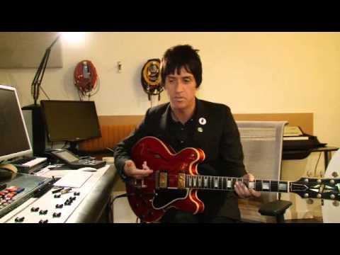 Jonny Marr S 1959 Gibson Es 355 Fat Sound